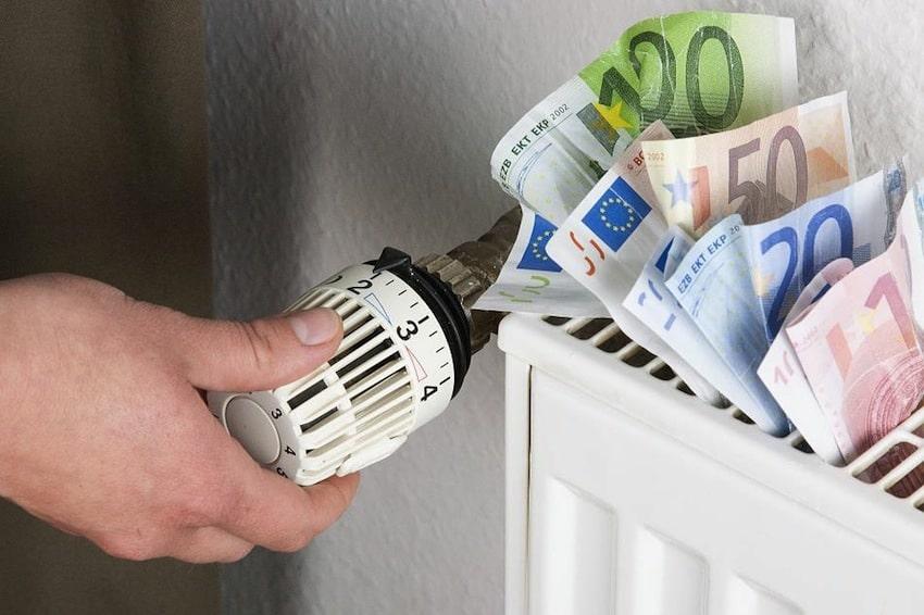 Gasto calefaccion